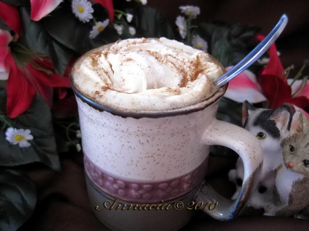 Instant Gingerbread Coffee