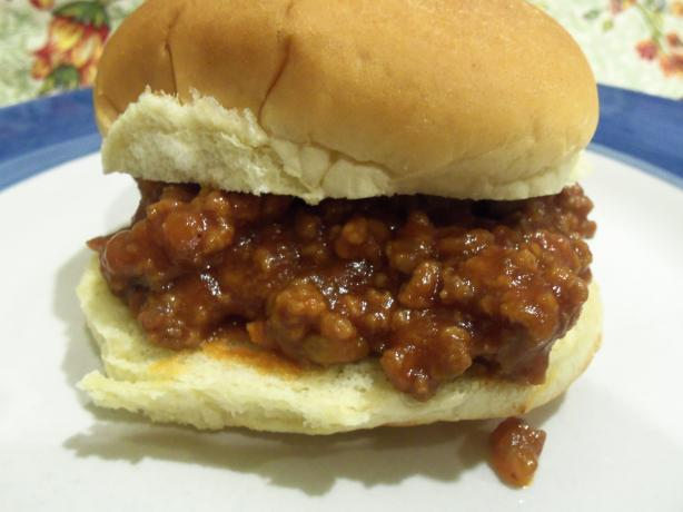 Easy Sloppy Joe's