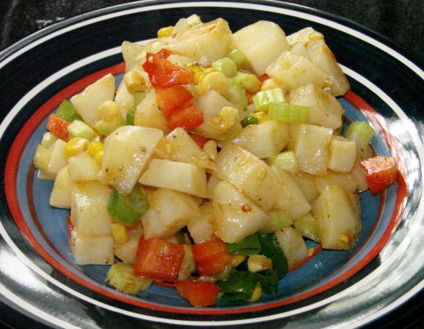 Chili Potato Salad
