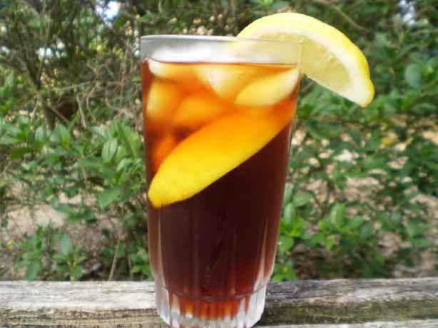 First Presbyterian Iced Tea
