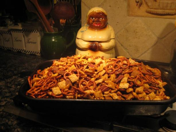 Tex Mex Chex Mix!