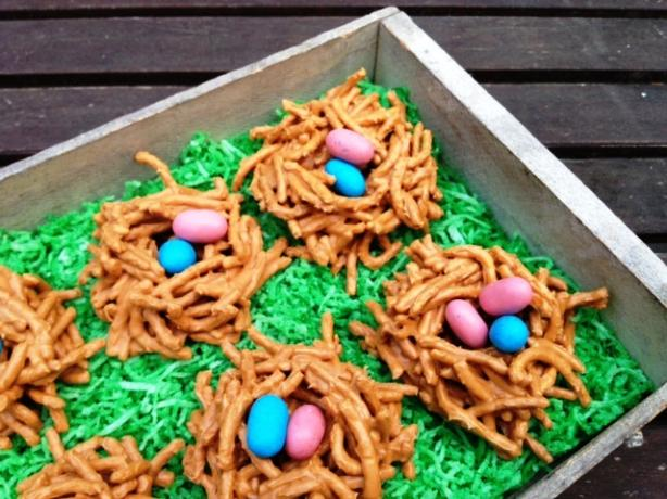 Easter Nests / Haystacks