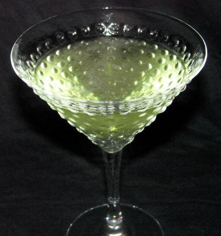 Carrabba's Italian Grill Apple Martini
