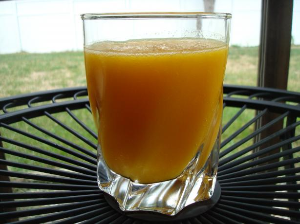Smooth Mango Lemonade