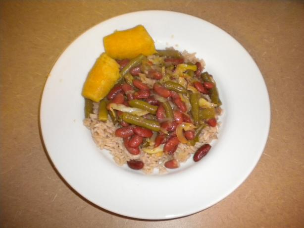 Ital Curry Stew