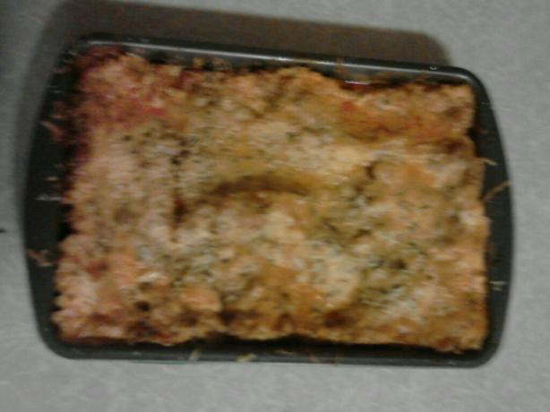 The BEST Lasagna!