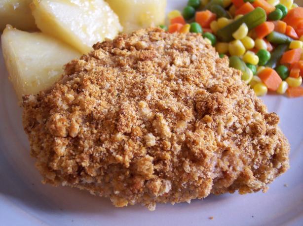Crunchy Pork Chops
