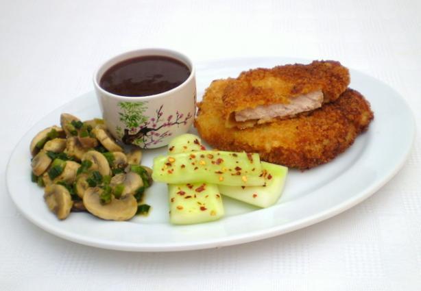 Japanese-Style Crispy Pork