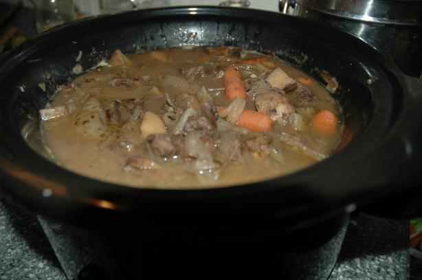 Crock Pot Venison