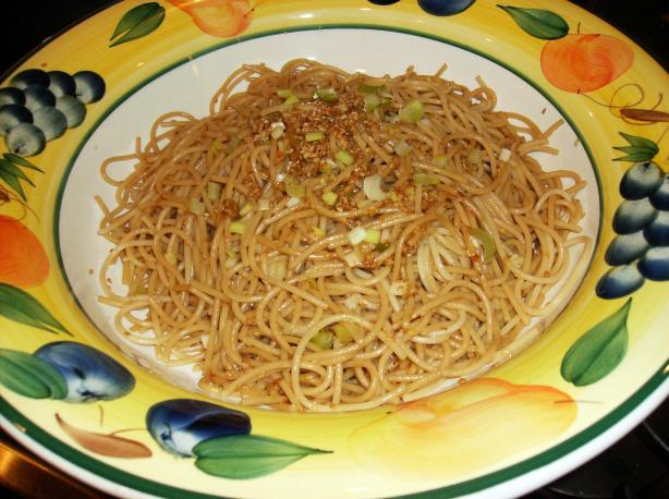 Asian Spaghetti