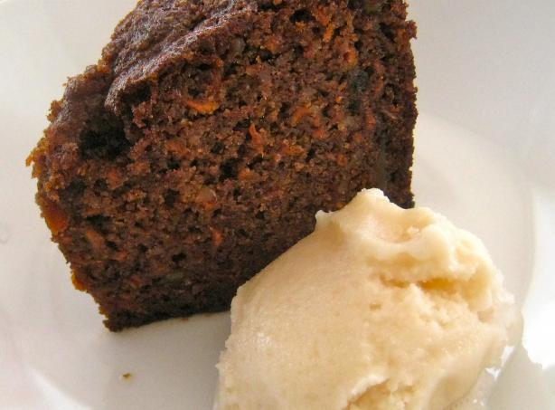 Spiced Carrot Cake (Gluten Free)