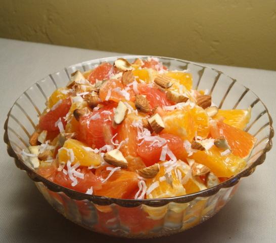 Citrus Compote