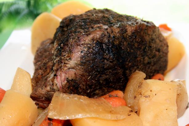 Tink's Crock Pot Roast