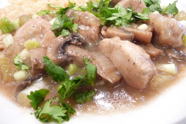 Hany Pinyin Chicken