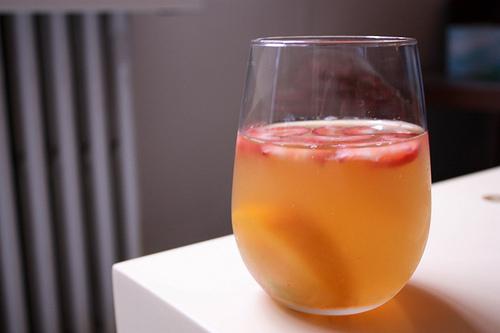 Helen Jane's White Sangria Recipe