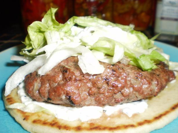 Pita Burgers