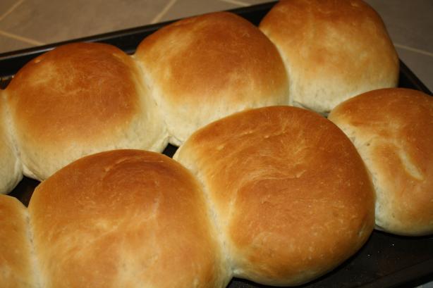 Grandpa's Bread