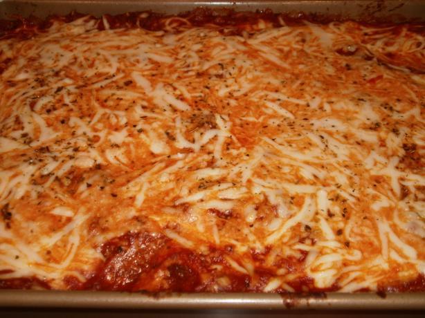 *spaghetti Squares*