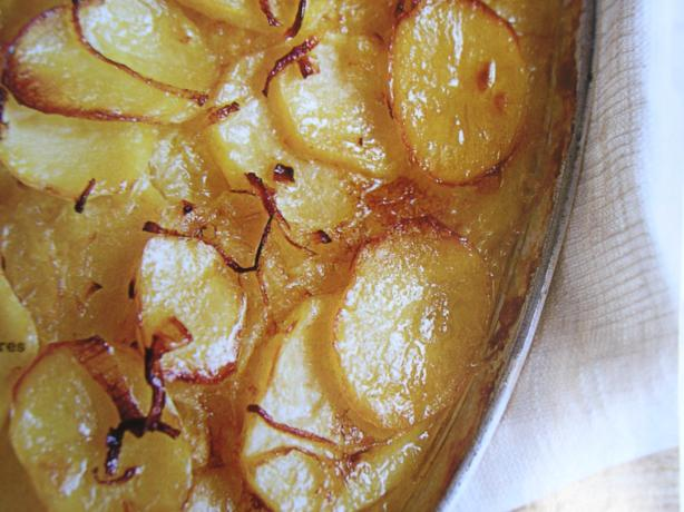 Potatoes and Onions (Dutch Recipe)