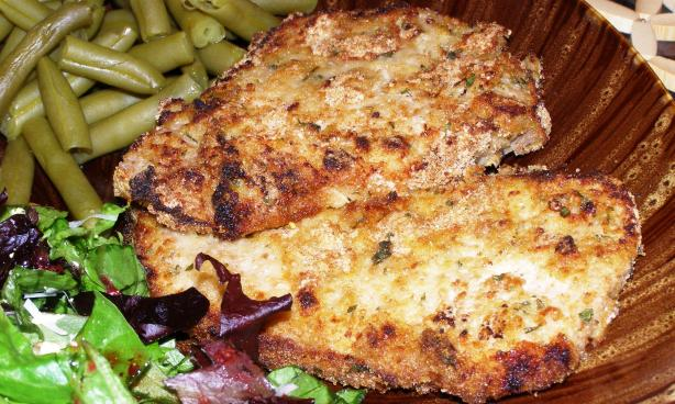 Dijon-Crusted Pork Chops (Oamc)