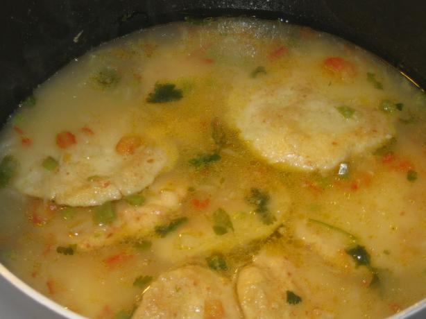 how to fix cheese clumping in soup