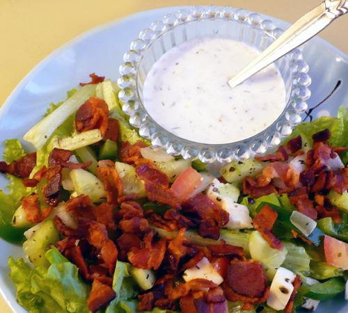 Dilled Buttermilk Dressing