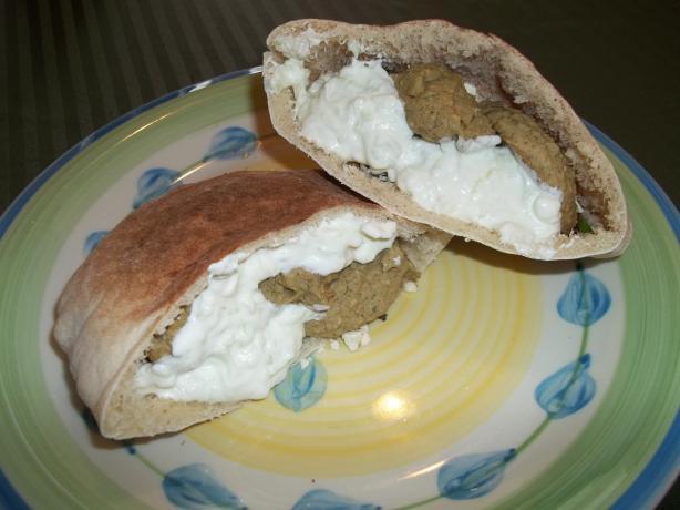 Lentil Falafel