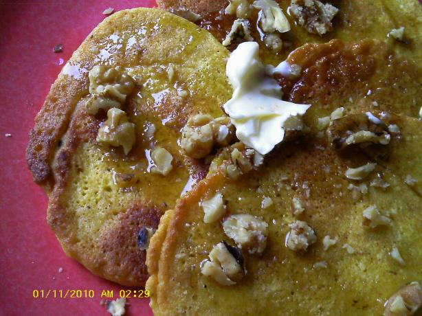 Bumelos De Masa (Sephardic Pancakes)