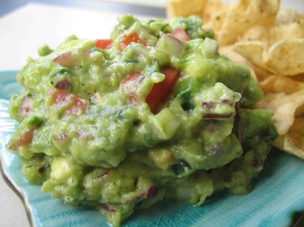 Haes' Crazy Hot Guacomole