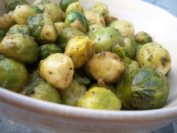 Brussels Sprouts, Flemish Style (Belgium)