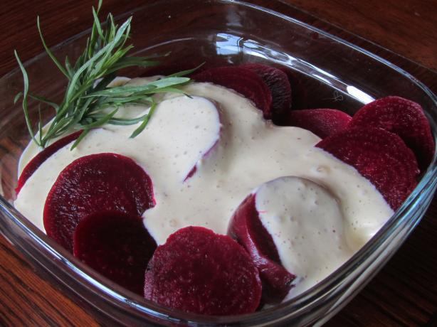 Sir James's Beetroot Salad