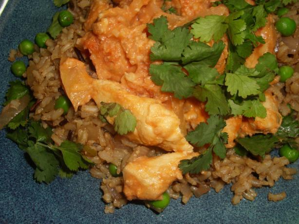 Chicken Kundou (Kashmiri Style Chicken)