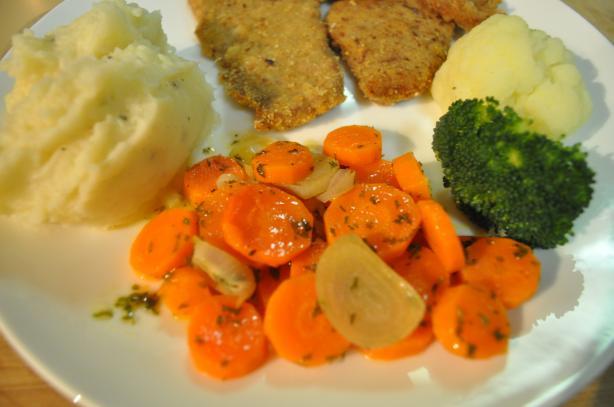 Belgian Carrots