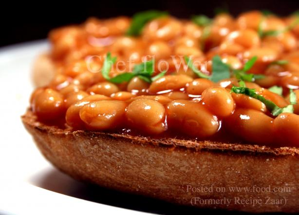 "Dutch ""baked"" Beans"