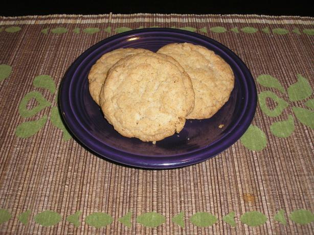 Cardamom Cookies - Kardemommekager