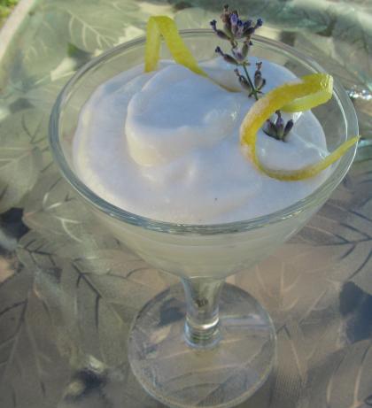 Honeyed Lemon Whip