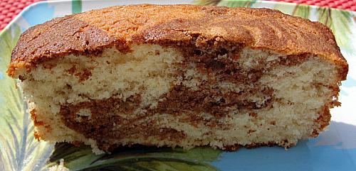 Moroccan Pound Cake