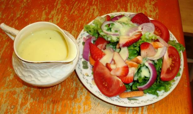 Welsh Salad Dressing