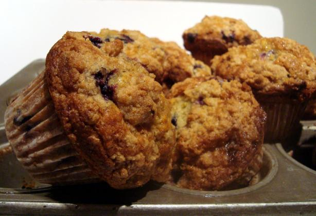 Easy Berry Muffins