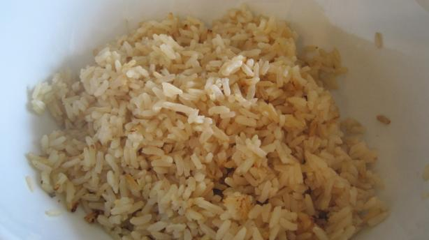 Brown Rice With Miso (Rice Cooker)
