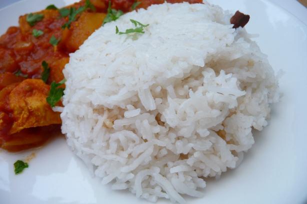 Aromatic Basmati Rice (Rice Cooker)
