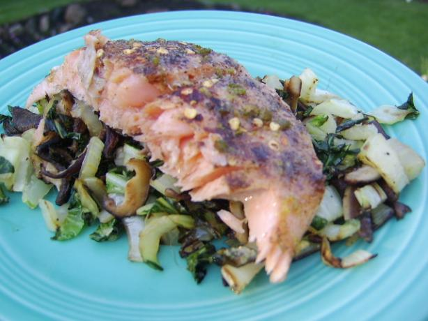 Chinese Five-Spice Salmon