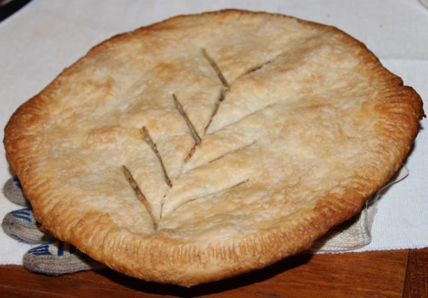 Perfect Processor Pie Pastry