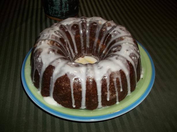 German Chocolate Bunt Cake