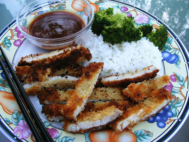 Japanese Pork Katsu