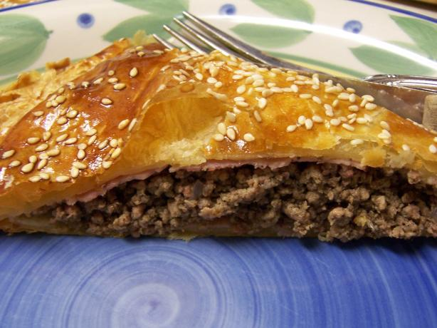Hamburger Strudel (Dutch)