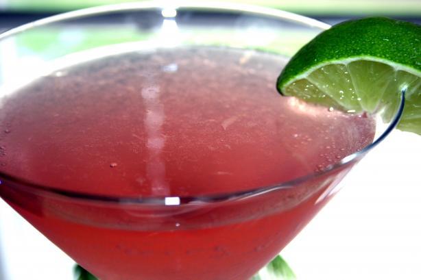 Cran-Sake Cocktail