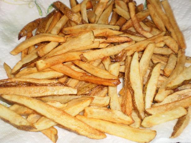 Frieten (Belgian French Fries)