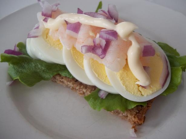 Danish Sandwiches (Smørrebrød)