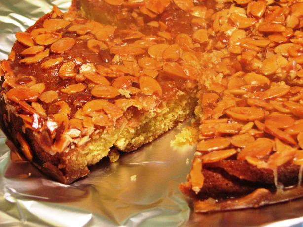 Arabic Honey Cake